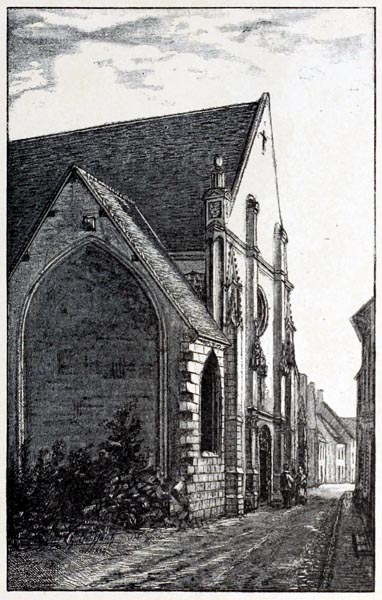 Portail de l'Église Saint-Laurent
