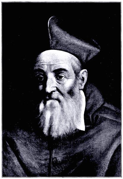 Sixtus V, by Sassoferrato