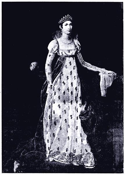 Princesse Éliza Bonaparte