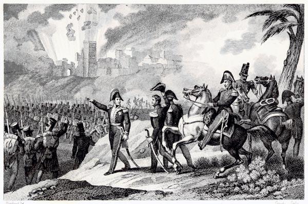 Prise de la Casbah d'Alger (juillet 1830)