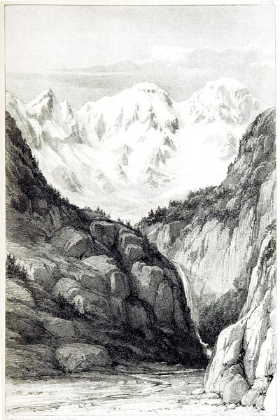 Monte Rosa, from Alagna