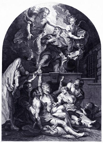 Saint Roch and the Plague Stricken