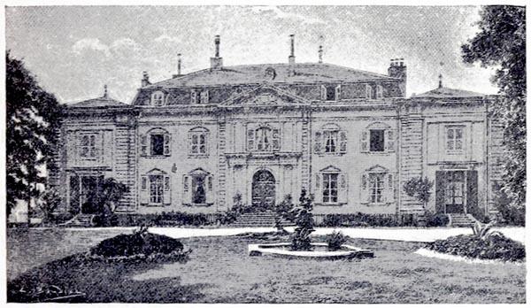 Château de Voltaire à Ferney