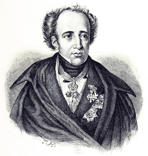 Count Karel Chotek