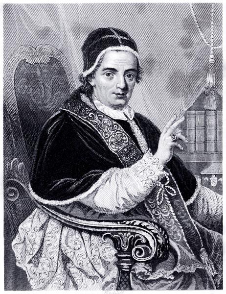 Clement XIV (Ganganelli)