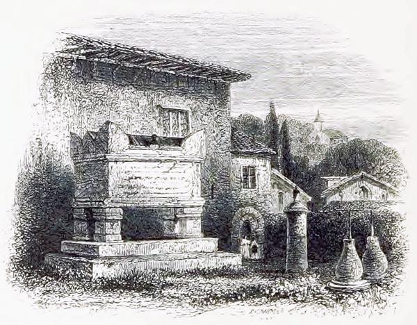 Petrarch's Tomb