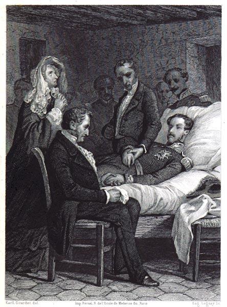 Mort du Duc d'Orléans