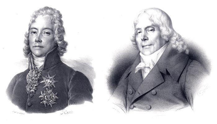 Portraits of Talleyrand
