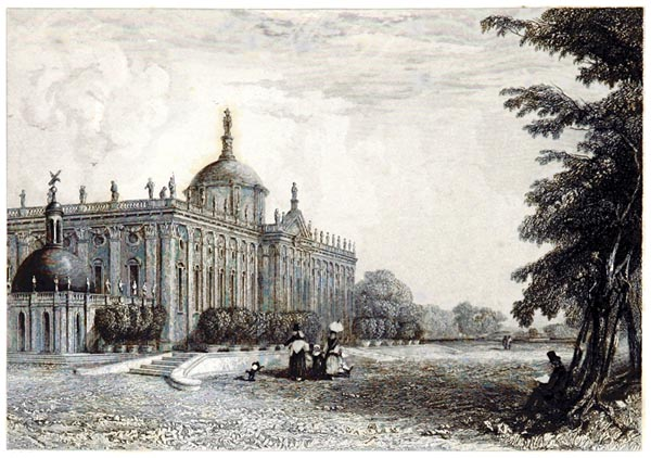 The University of Potsdam