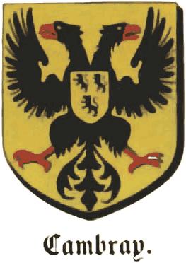 Cambray (Collège Héraldique)