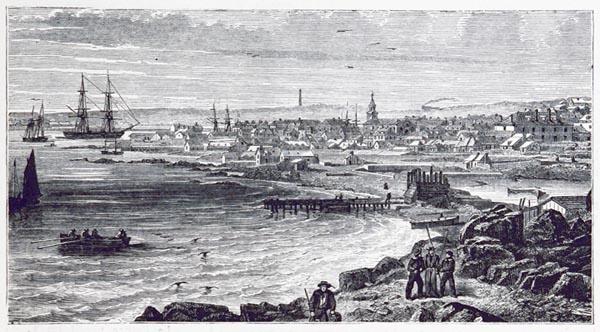 Saint-Pierre: Vue Générale
