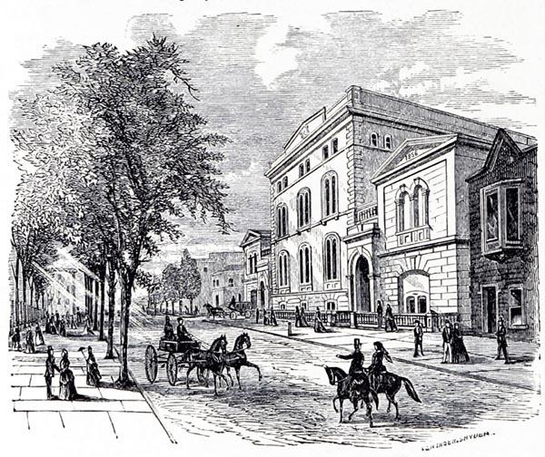 East Rittenhouse Square