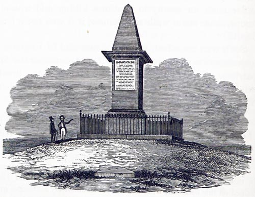 Lexington Monument