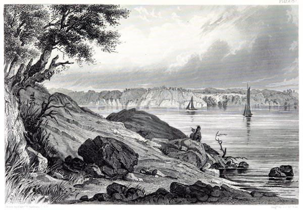Esopus Landing, Hudson River