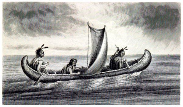 Ottowa Canoe