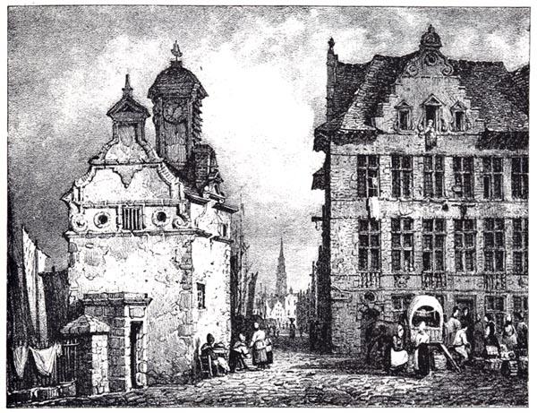 La Maison des Barques (Veerhuys)