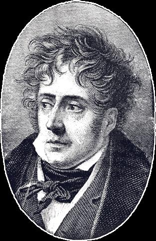 Portrait de Chateaubriand