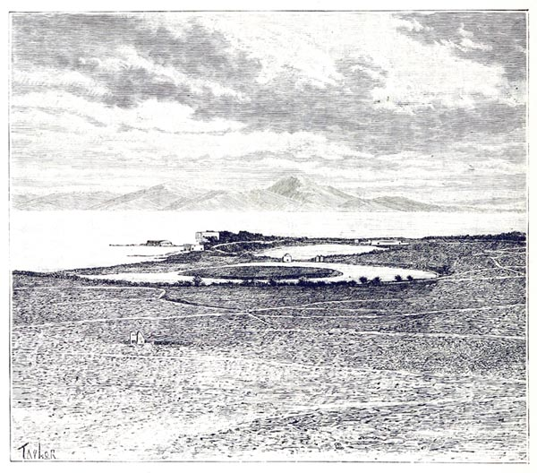 Les Anciens Ports de Carthage