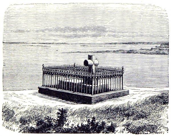Tombeau de Chateaubriand