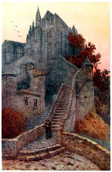 La Merveille, Mont St. Michel