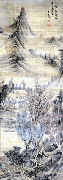 Summer Landscape, Dong Xiaochu (1632)