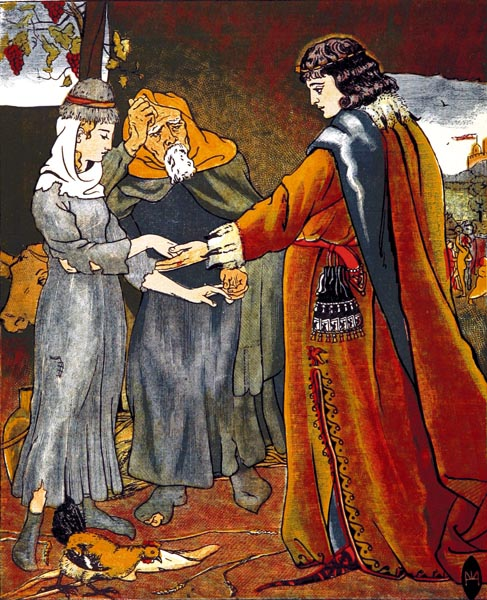 attitudes of marriage in chaucers the canterbury tales 'the merchant's tale' can be viewed as one of the 'marriage' tales in chaucer's  canterbury tales students can use this series of activities to.