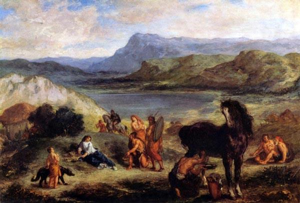 Ovide chez les Scythes