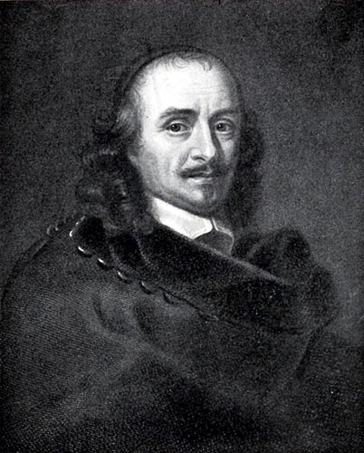 Corneille, From an Engraving of the Painting by Lebrun