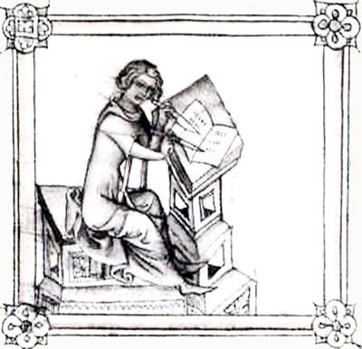 Guillaume de Machaut.