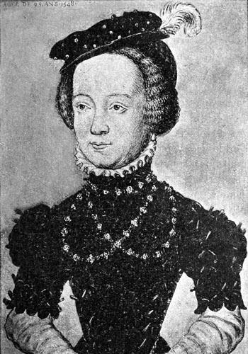 Marguertie de Valois, Duchesse de Savoie, Protectrice de Ronsard