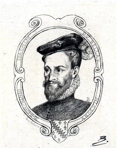 Joachim Du Bellay, gentilhomme angevin