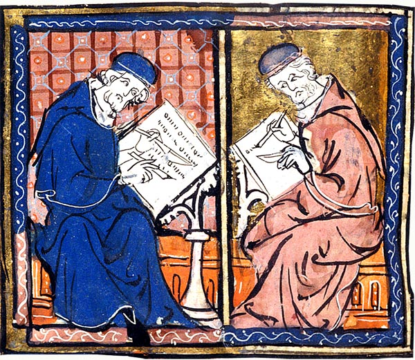 Jean de Meun and Guillaume de Lorris