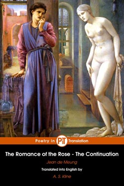 The Romance of the Rose - The Continuation: Cover
