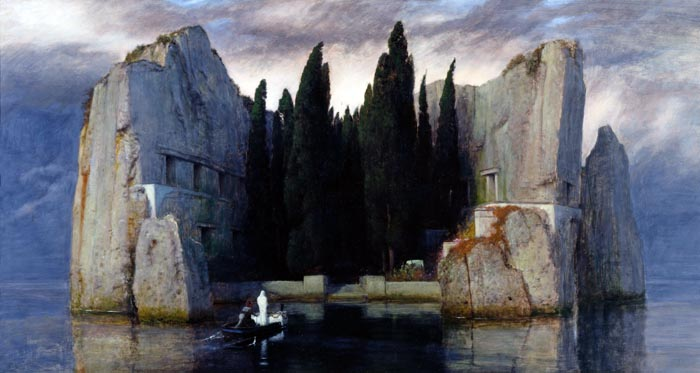 Die Toteninsel / The Isle of the Dead