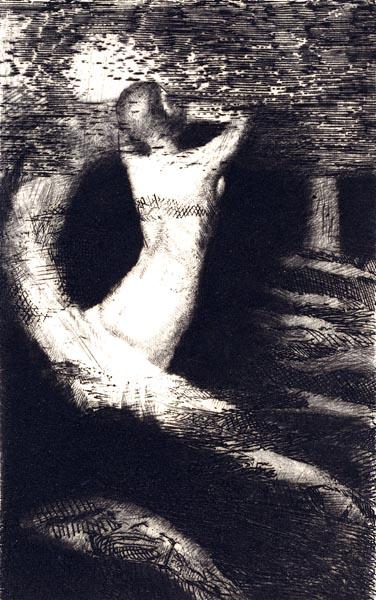 Passage of a Spirit