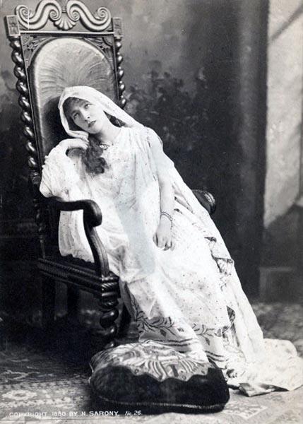 Sarah Bernhardt: Phedre, by Jean Racine
