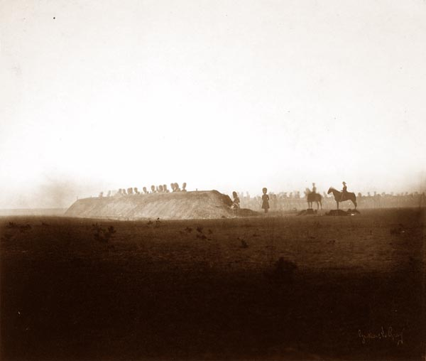 Cavalry Maneuvres, October 3
