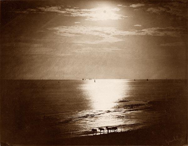 Le Soleil au Zénith - Océan