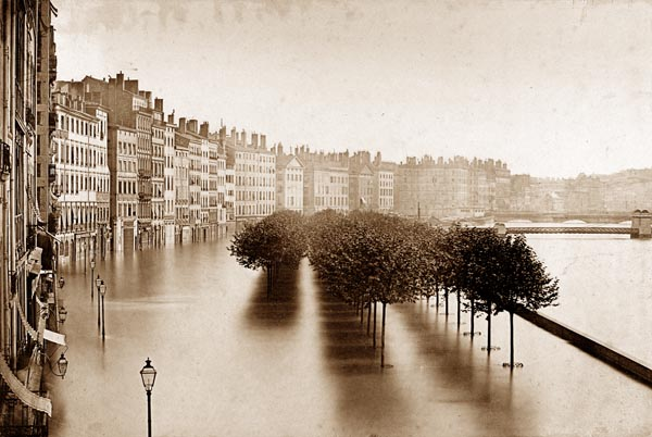 A Flood in Lyon