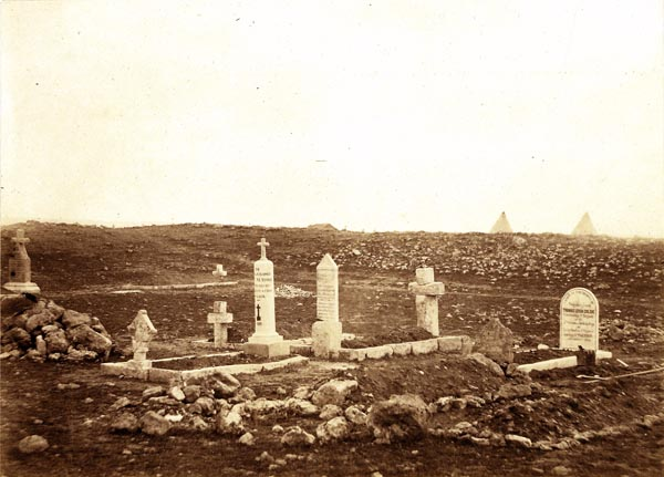 Cemetary, Cathcarts Hill