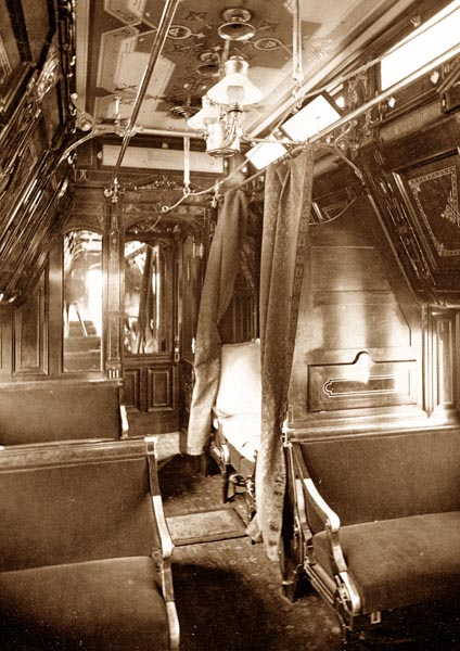 Pullman Palace Sleeping Car