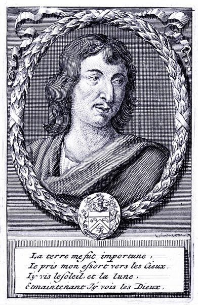 Portrait of Cyrano de Bergerac