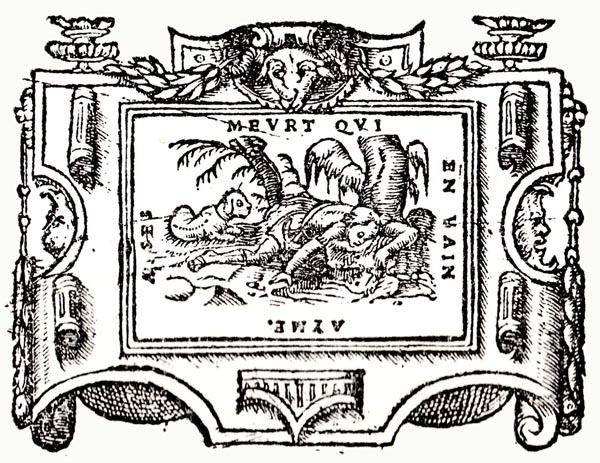 Emblem VII: Narcissus