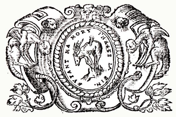 Emblem XVIII: The Deer