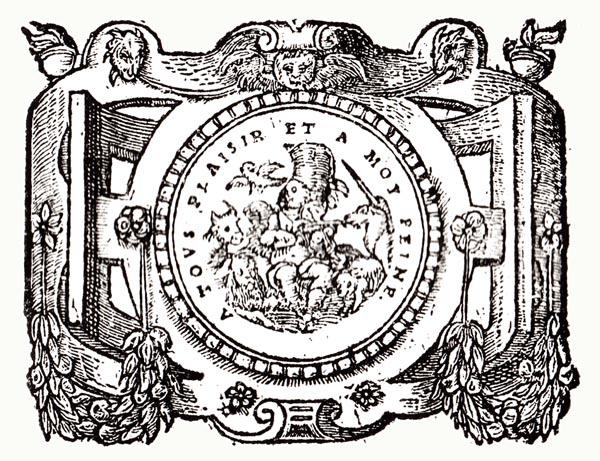 Emblem XX: Orpheus