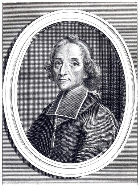 Portrait of François Fénelon