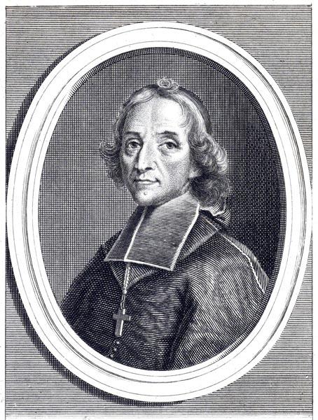 Portrait of François Fénelon