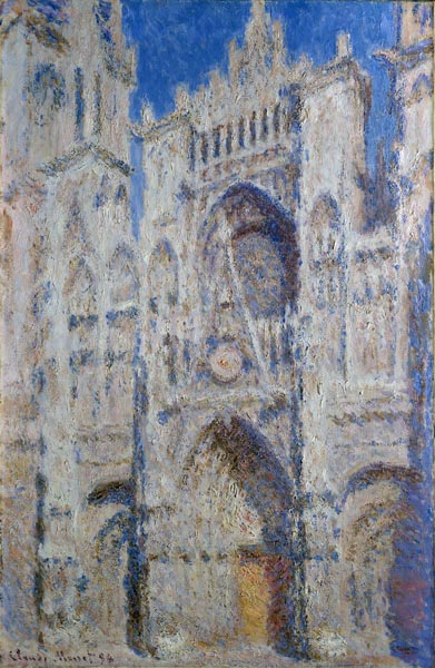 Rouen Cathedral: The Portal (Sunlight)
