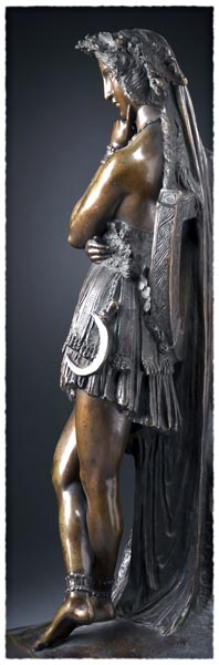 Velléda [Bronze Cast]