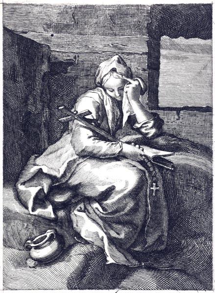 Saint Thaïs of Alexandria